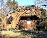 В Тамбове строят собственный купольный дом