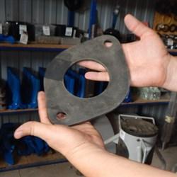 Прокладка выхода смесителя растворонасоса - фото 4441