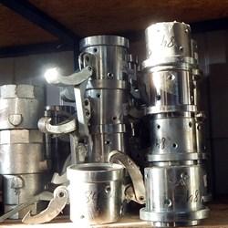 Соединение 65 мм. папа. быстроразъемное без резьбы - фото 4515