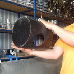 Резина гасителя. Горшок, стакан - фото 4807