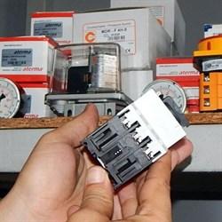Переключатель защиты электродвигателя 1,6-2,5А PKZM 0-2,5 - фото 5531