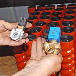 Клапан электромагнитный штукатурной станции - фото 5537