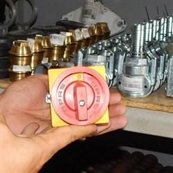 Выключатель главный тип 2 - фото 5598