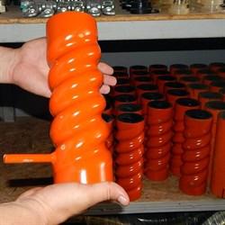 Статор шнековой пары D6-3 тип Twister - фото 5621