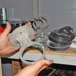 Поршень компрессора штукатурной станции - фото 5635