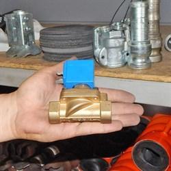 Клапан элетромагнитный для штукатурной станции - фото 5655