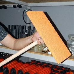 Терка губчатая на стержне для штукатурных работ - фото 5739