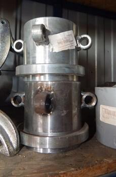 Соединение внешнее 65 мм быстроразъемное с резьбой типа D на смесительный бункер - фото 5769