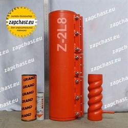 Статор шнековой пары Z-2L8 - фото 5770