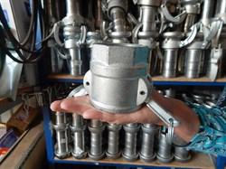 Соединение Camlock 50 мм, литое мама с резьбой - фото 5851