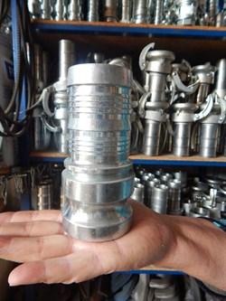 Соединение Camlock 50 мм литое папа - фото 5853