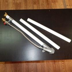 Трубка пистолета распылителя 25мм 500 мм. - фото 5873