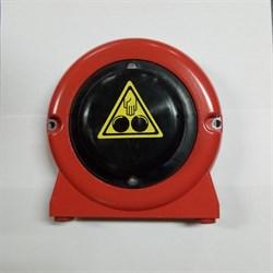 Крышка компрессора штукатурной станции в сборе - фото 5972