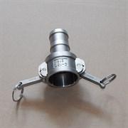Соединение Camlock 35 мм, литое мама