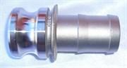 Соединение Camlock 35 мм, литое папа без резьбы