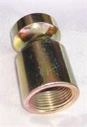 Соединение литое с резьбой