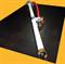 Пистолет растворный 25мм КPNK 500 мм с GEKA соединением - фото 5870